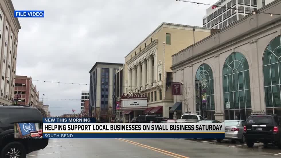 Small Business Saturday event at Howard Park